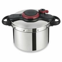 T-fal Clipso Advanced 9L Pressure Cooker, Silver - $275.75