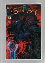Soul Saga #3 - August 2000 - Image Comics - Platt, Lichtner, Regla, Liquid! - $5.98