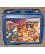 Vintage 1985 Aladdin Masters Of The Universe Plastic Lunchbox - $34.99
