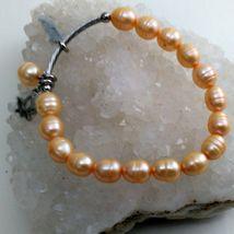 Fresh Water Pearl Stretch Serenity Bracelet image 4