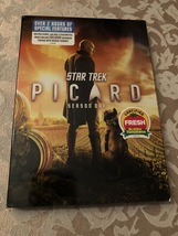 PICARD Star Trek Season One Dvd Set - $15.00