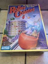 Vintage 1989 Parker Bros Roller Coaster -Shoot The Chutes Game - Missing... - $9.24