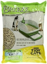 Purina Litter Tidy Cat Breeze Pellets, 3.5 lb - $21.58