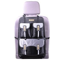 PANDA SUPERSTORE Multi-Function Car Seat Back Organizer Suspension Type Oxford S
