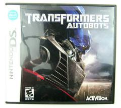 Transformers: Autobots (Nintendo DS, 2007) Complete - $7.95