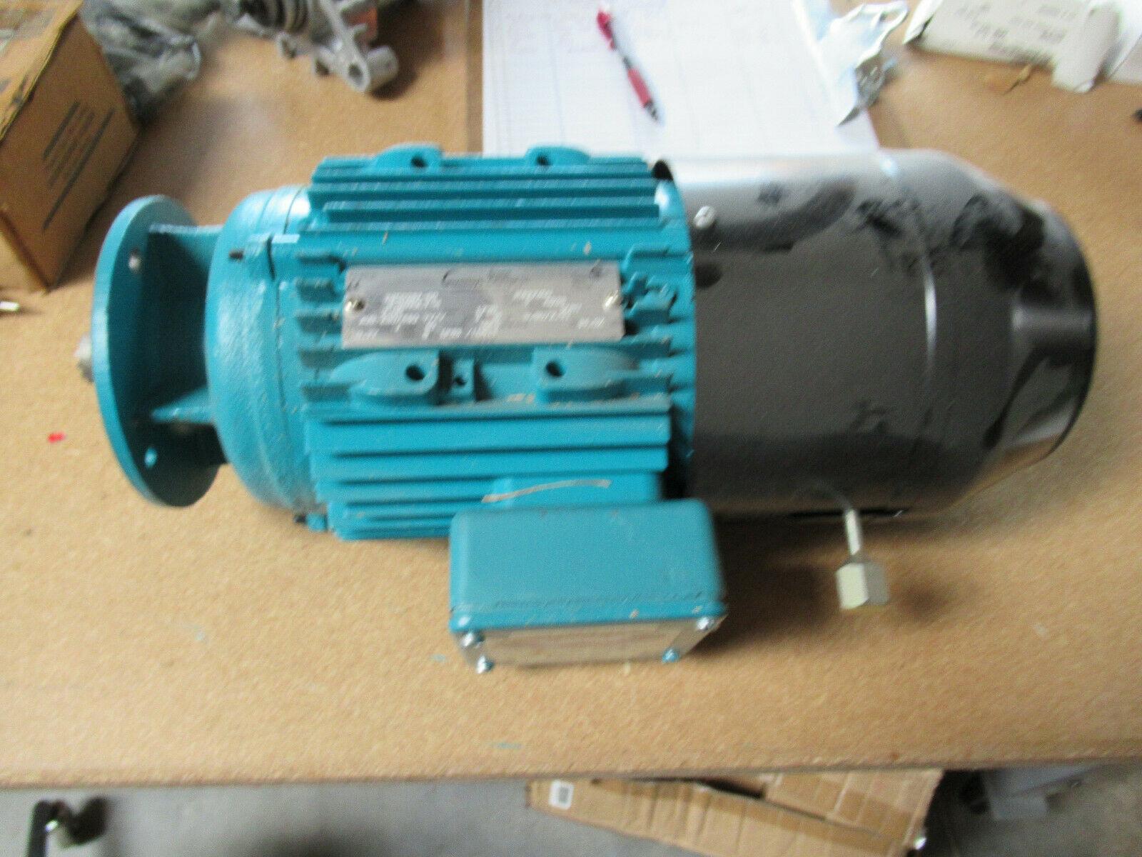 Z900287-00 Brook Crompton A.C. Motor IP55/IC411