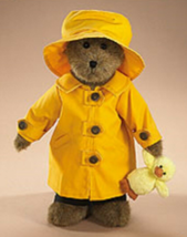 """Boyds Bears """"Stormin Norman"""" -14"""" Bear of The Month- March 2006- #919863... - $49.99"""