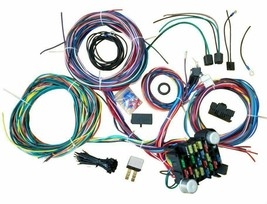 20 Circuit Wiring Harness CHEVY MOPAR FORD JEEP HOTRODS UNIVERSAL