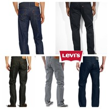 Levis 501 Shrink To Fit Button Fly Jeans Many Colors Many Sizes Denim Rigid - $27.27+