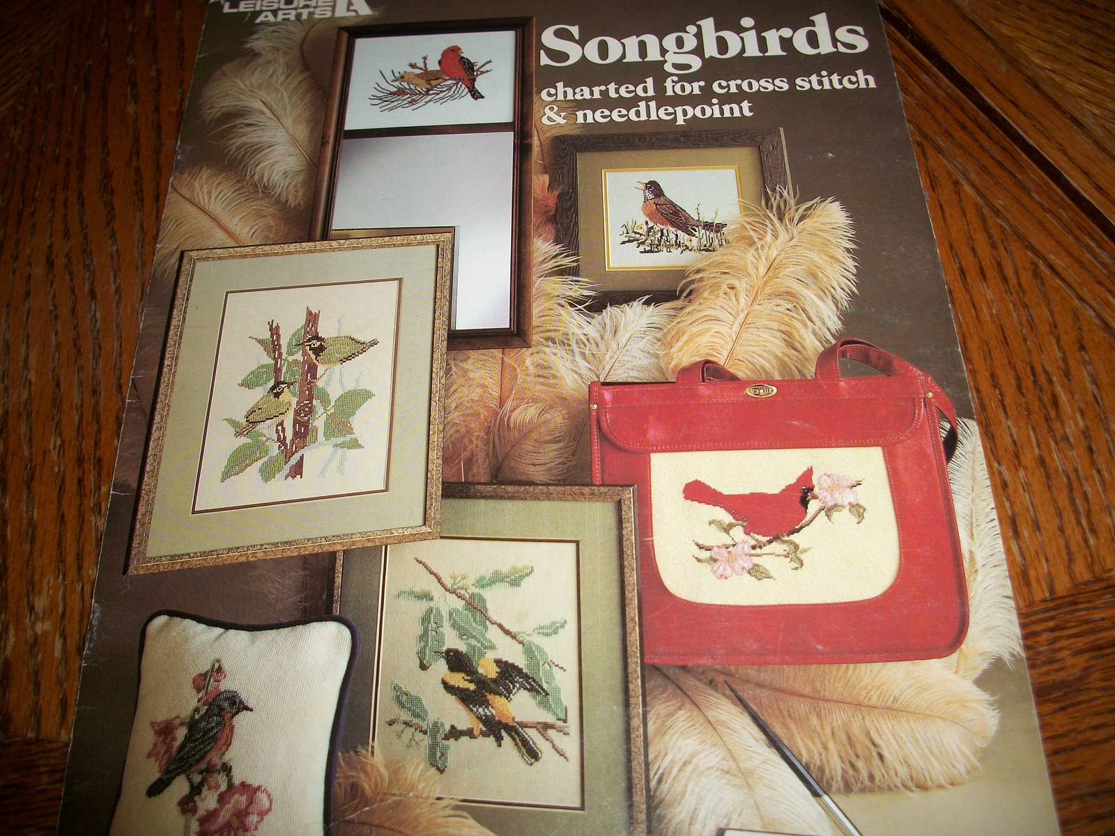Primary image for Songbirds Cross Stitch Leaflet 171