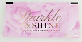 Profusion Sparkle & Shine 6 Color Contour & Highlighter Palette - $15.95