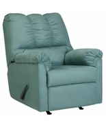 PICK-UP ONLY Darcy Rocker Recliner Sky Signature Design by Ashley NEW/UN... - $350.00