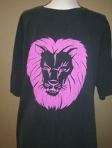 Harley Davidson Vintage Rosa Leone USA Fatto Uomo T-Shirt Taglia XL Magg... - $313.06
