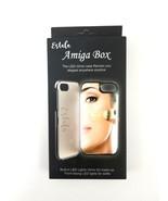 Estala Amiga Box Phone Case for iPhone 6, 6s, 7 & 8 LED Mirror Case for ... - $37.36
