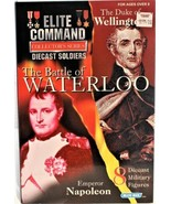 Elite Command Collectors Series Die Cast Soldiers The Battle of Waterloo... - $24.74
