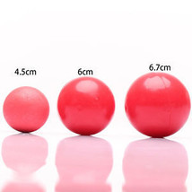 Durable Products For Pet Puppy Dog Red Solid Natural Rubber Elastic Pet ... - $9.21