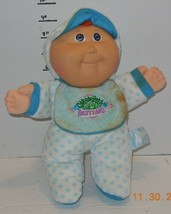 1987 Coleco Cabbage Patch Kids Babyland Plush Toy Doll CPK Xavier Robert... - $17.54