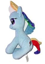 "Plush My Little Pony Rainbow Dash Stuffed Animal 12"" Toy Hasbro 2014 Col... - $12.88"