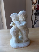 "Dept. 56 Snowbabies Retired ""I Need A Hug"" Figurine  - $24.00"