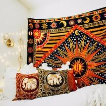 Supernova Mandala Tapestry Wall Tapestries // Bohemian Tapestry // Boho ... - $15.00+