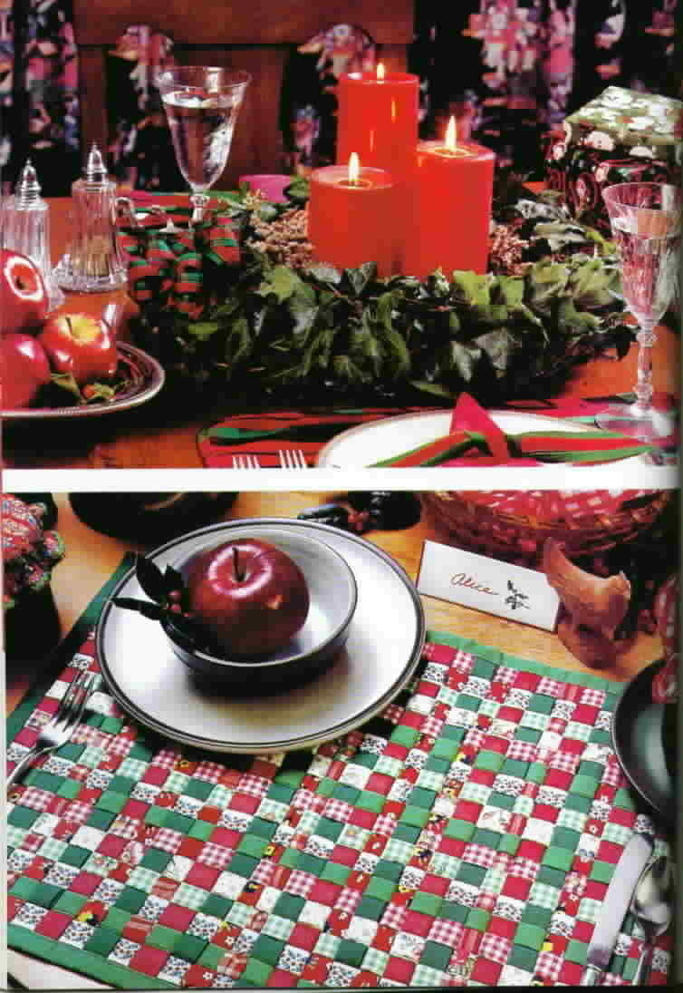 Vintage Decorating and Craft Ideas for Christmas Oxmoor House 1983