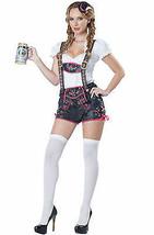 California Costumes Civettuola Lederhosen Tedesco Oktoberfest Halloween ... - $35.64