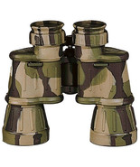 Woodland Camouflage 10 x 50MM Wide Angle Binoculars with Case - $44.99
