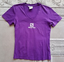 SALOMON TOPS T-SHIRT SIZE S Made in Turkey - $8.91
