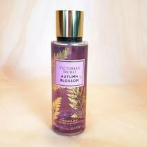 VICTORIA'S SECRET Autumn Blossom Fragrance Body Mist 8.4Oz NEW Apricot Musk - $12.97