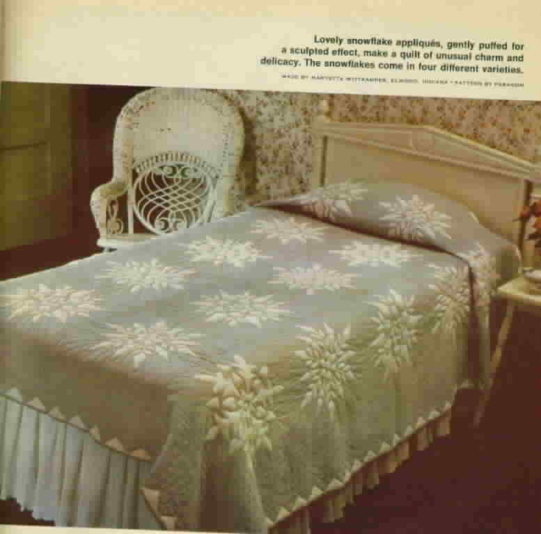 Vintage McCalls Contemporary Quilting 52 Exciting Designs