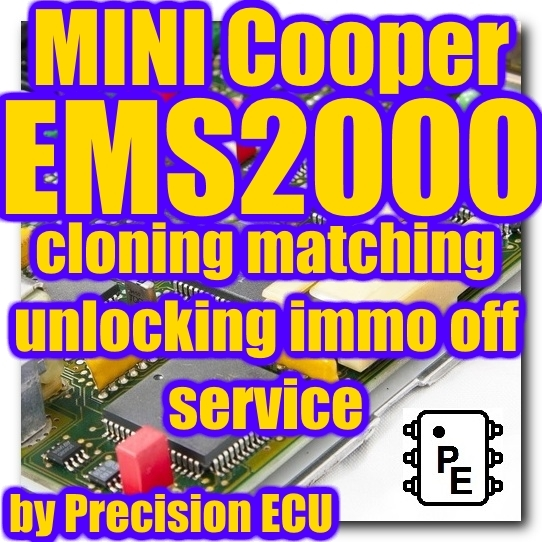 Mini Cooper R50 R52 R53 Ems2000 Ems2 Ems2 K and 49 similar items