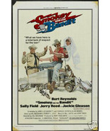 Smokey and the Bandit Burt Reynolds Poster Print Size 12in x 18in - $12.40
