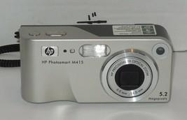 HP PhotoSmart M415 5.2MP Digital Camera - Silver - $32.73
