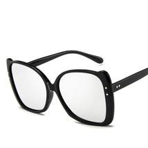 Yoovos  Big Frame Vintage Sunglasses Women Classic  Retro Glasses Men  F... - $15.62