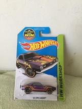 New 2013 Hot Wheels Workshop '68 Copo Camaro - $5.93