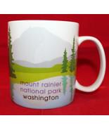 Starbucks 2007 Mount Rainier National Park Washington Coffee Mug Cup 18 ... - $47.41