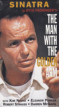 Man With the Golden Arm Vhs image 1