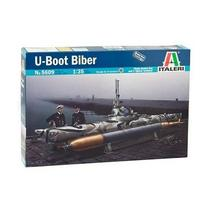 Itarelli 1/35 U-BOAT BIBER assembly and painting required - $79.54+