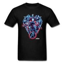 Hot Trendy Marvel T-Shirt Avengers Infinity War T Shirt Men New Tops & T... - $36.24
