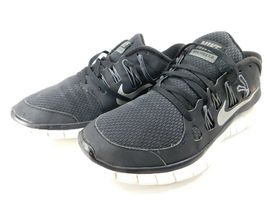 Nike Free 5.0+ Size US 9.5 M (D) EU 41 Women's Running Shoes Black 580591-002 image 3