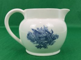 'Rex Whistler Design Clovelly Wedgwood Creamer' - $250.00