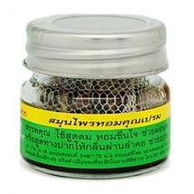 6 Pcs Thai Aroma Herbs Khun Prama Herbal Salts Smelling - $22.99