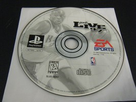 NBA Live 97 (Sony PlayStation 1, 1996) - Disc Only!!! - $4.94