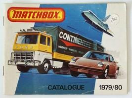 Vintage 1979/80 Matchbox Lesney Collector's Toy Dealer Catalog Booklet - $30.69