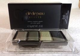 Cle de Peau Eye Color Quad Refill - 315 - .21 oz. - Boxed - $22.99