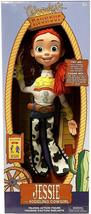 wThe Disney Store Woody's Roundup Jessie The Yodeling Cowgirl  Action Fi... - $69.00