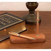 Alex Navarre Durable Bamboo Ballpoint Pen and Pencil Set - $21.56