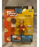 The Simpsons Kirk Van Houten Series 11 Figure World of Springfield in pa... - $17.77