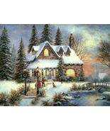 Thomas kinkade Grandmas House Cross Stitch Pattern***LOOK*** - $4.95