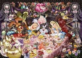 Tenyo 1000 Piece Jigsaw Puzzle Alice in Wonderland No Awake Tea Party Dream - $32.66